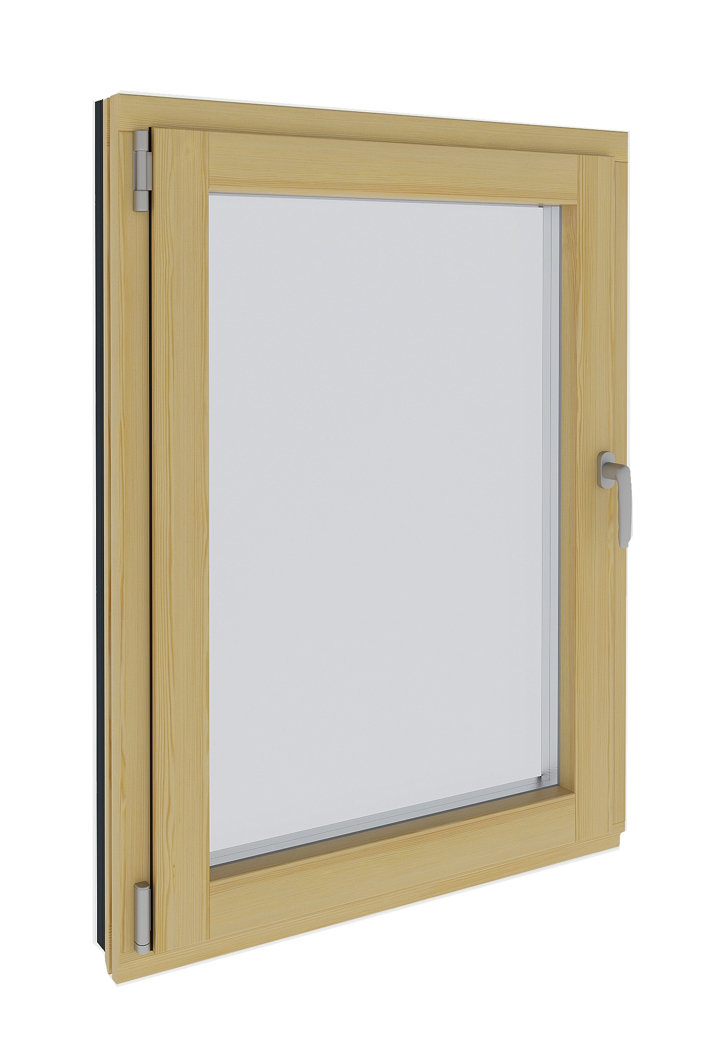 TIMBER-​ALUMINIUM WINDOWS CLASSIC PRO WARM C109-ALU