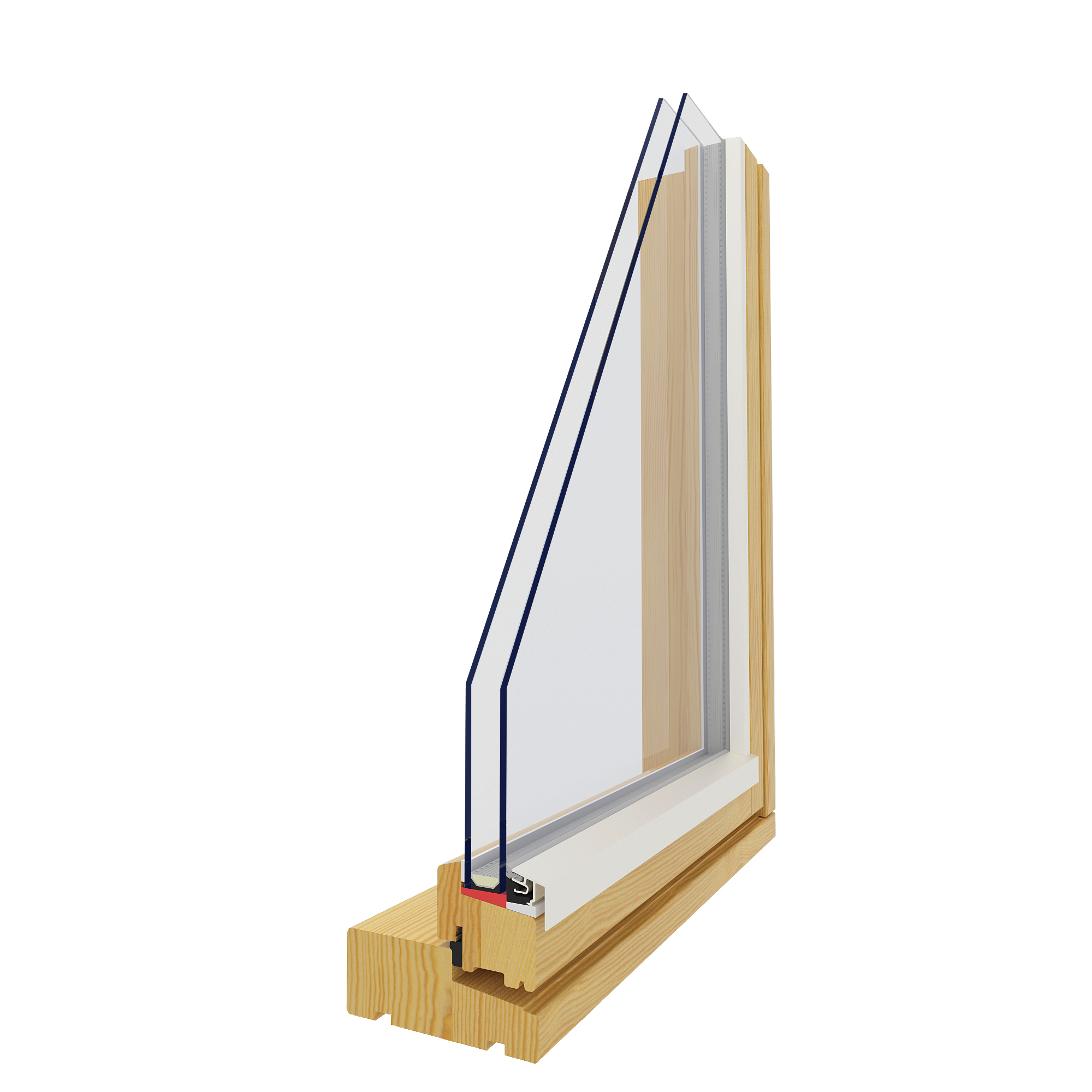 Timber Windows ECO NORDIC N78
